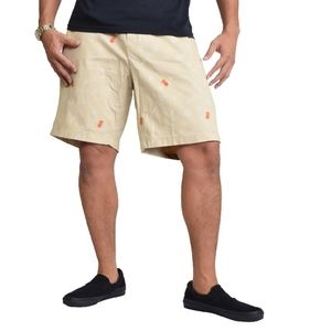 TOMMY HILFIGER Chino shorts half  pineapple